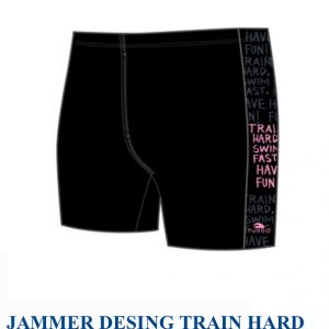 JAMMER DESING TRAIN HARD REF: 795568