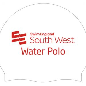 South West swim cap - White