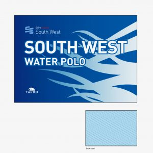 South West - Turbo- Microfibre towel.