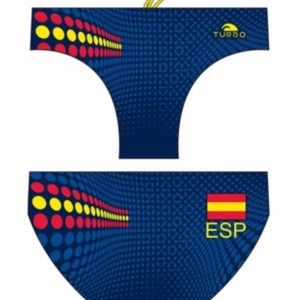 TURBO MEN'S WATERPOLO TRUNKS -SPAIN - 730271